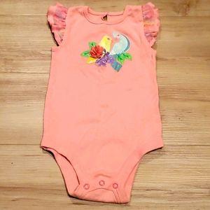🏷3 for $10 bird baby starter girls onsie